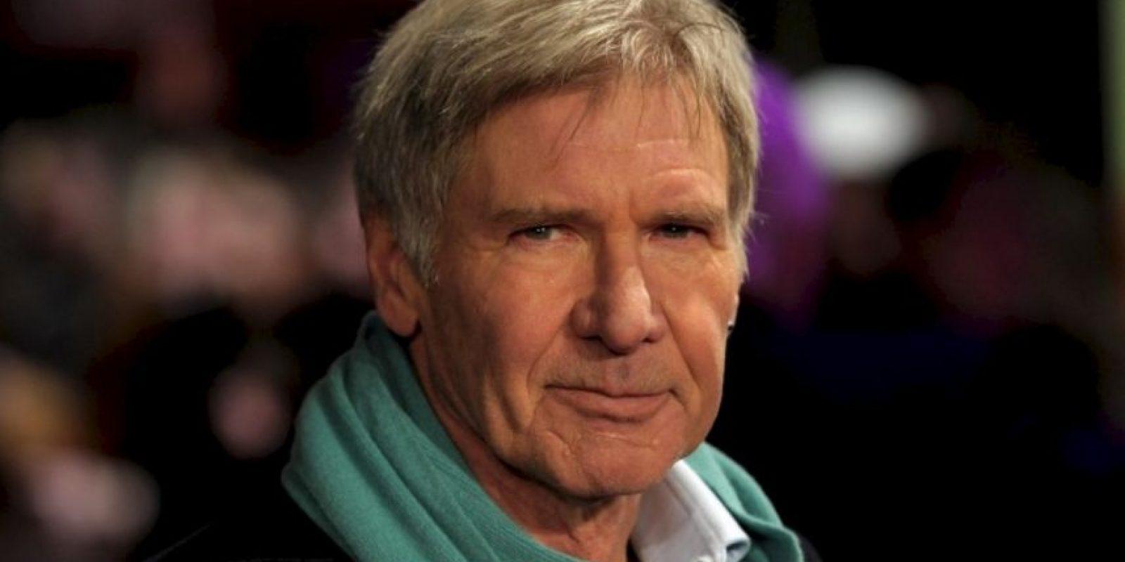 Harrison Ford fue descalificado por Helen Mirren, quien dice que es agradable pero no un buen besador. Y que conoce a otras actrices que dicen lo mismo. Foto:Getty Images