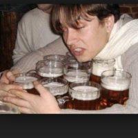 Tuvieron la respuesta de por qué se emborrachaba hasta después de ingerir alimentos altos en carbohidratos. Foto:Getty Images