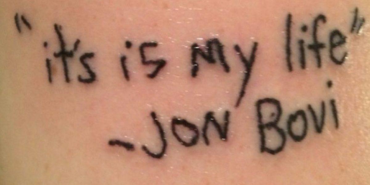 Este podría ser el peor tatuaje de todos los tiempos