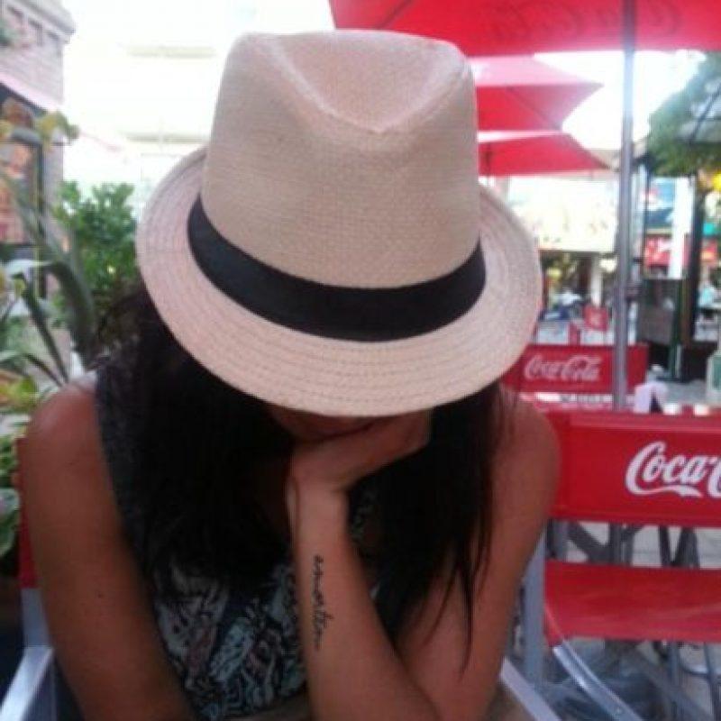 La actriz está muy enamorada Foto:Twitter @MaxiGhione