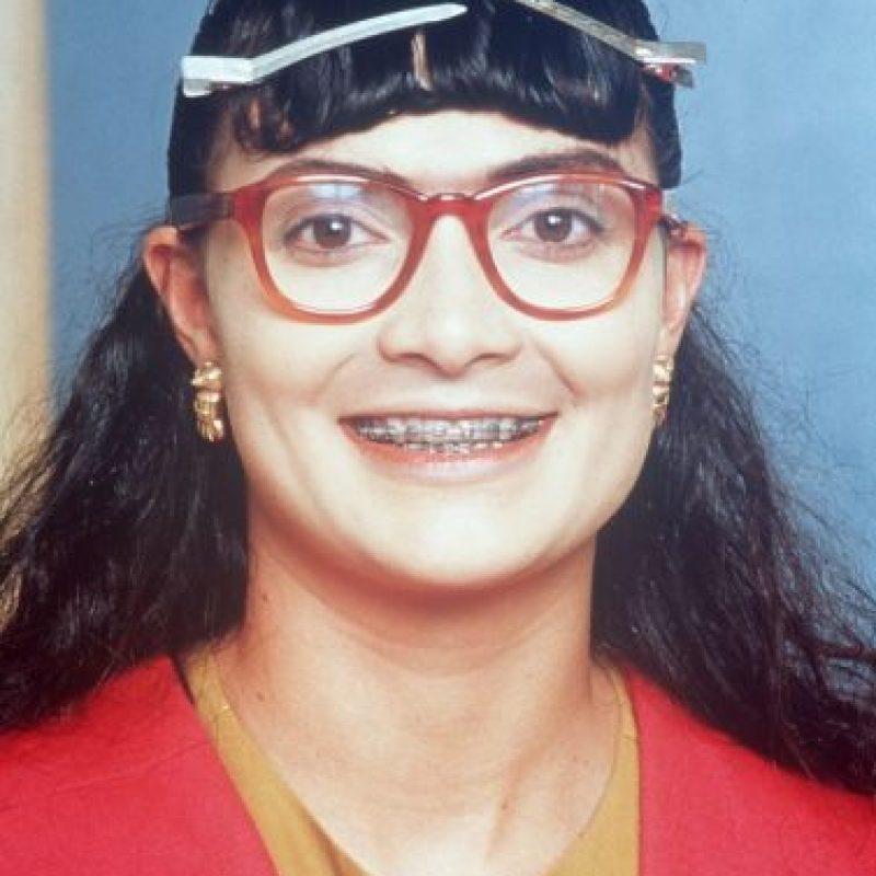 """""""Betty la fea"""" Foto:RCN TV"""
