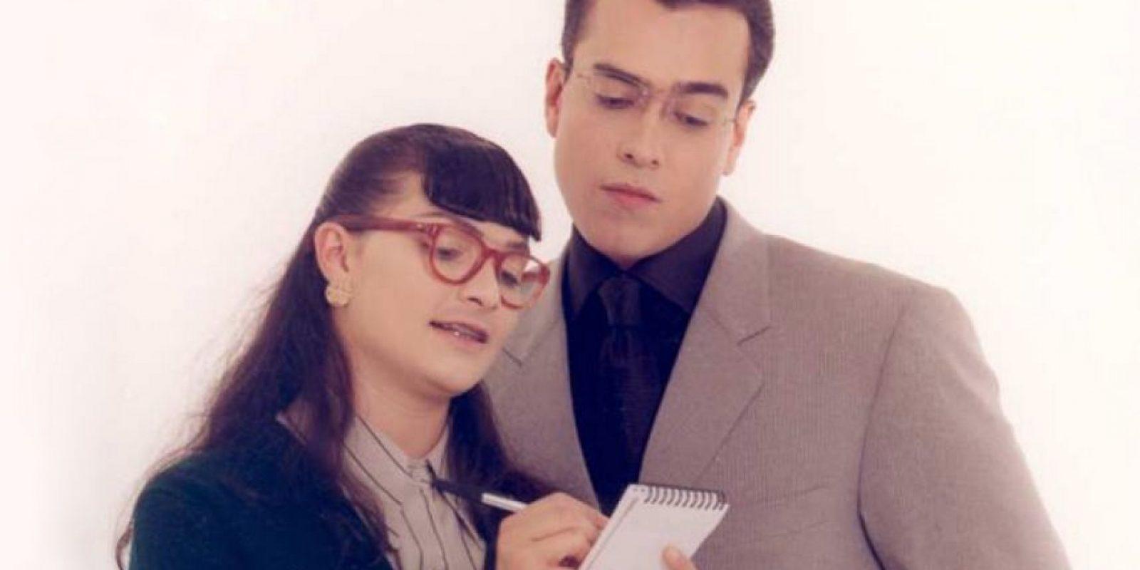 Don Armando fue su pareja en la novela Foto:RCN TV
