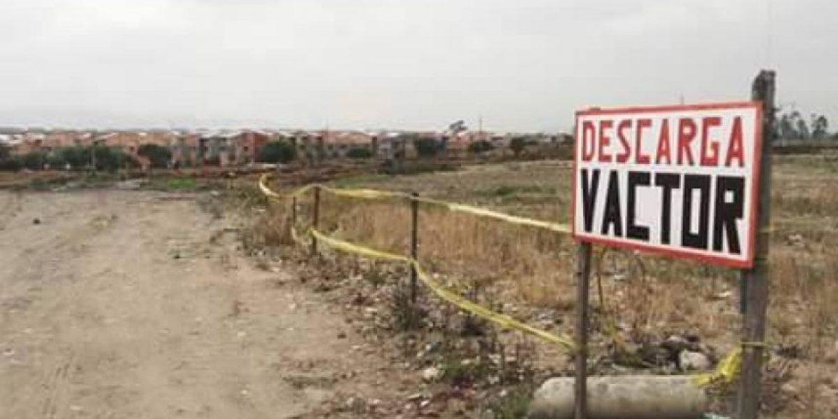 Ciudadanos piden cambiar basurero por parque metropolitano