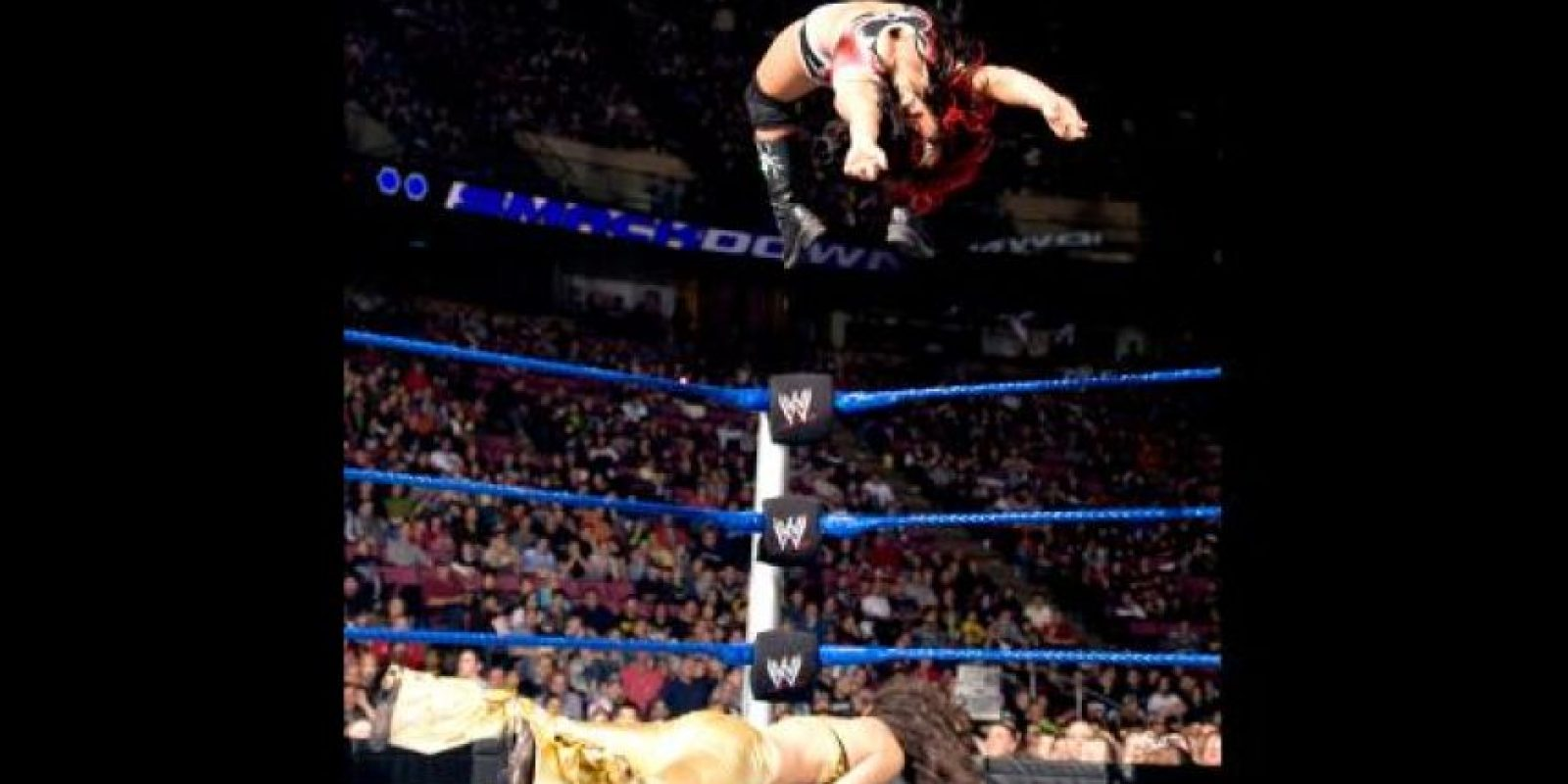 Tiene 44 años Foto:WWE