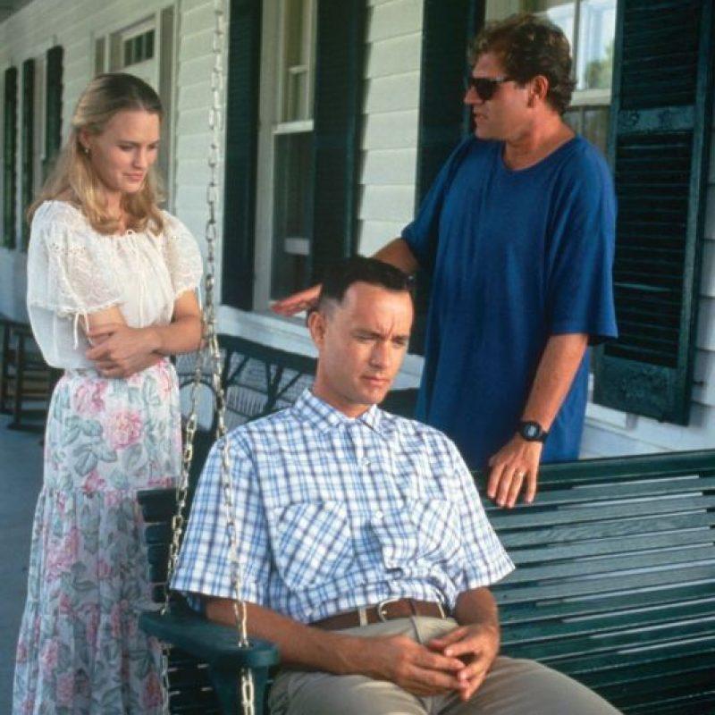"""Uno de sus personajes más recordados es el de """"Jenny"""" en la cinta """"Forrest Gump"""" Foto:Facebook/Forrest Gump"""
