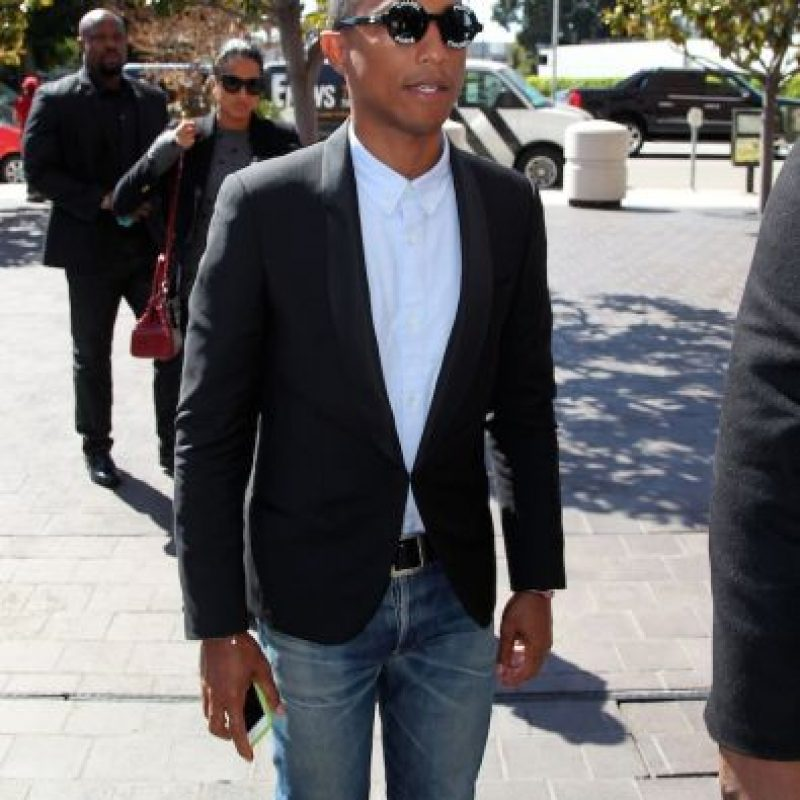 Pharrell Williams Foto:Getty images