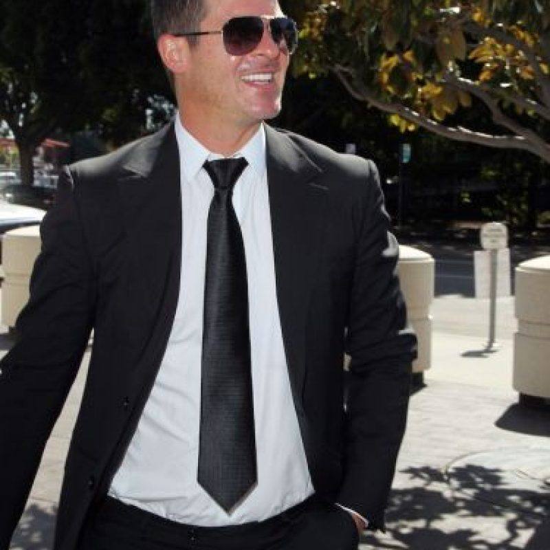 Robin Thicke Foto:Getty images