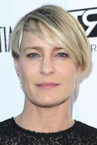 En su papel interpreta a la primera dama de Estados Unidos Foto:Getty Images