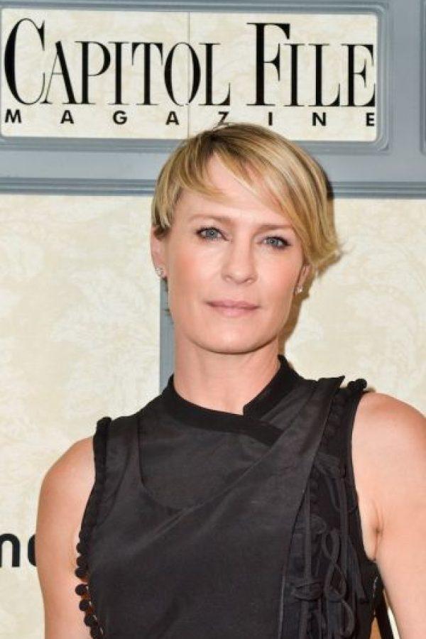 """En 2014, ganó el Globo de Oro como """"Mejor actriz de serie de drama"""" Foto:Getty Images"""