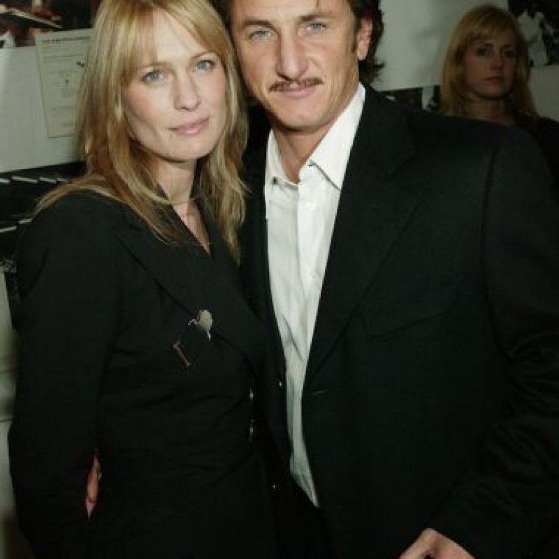En 2010 se divorció de Sean Penn, tras sumar quince años de matrimonio Foto:Getty Images