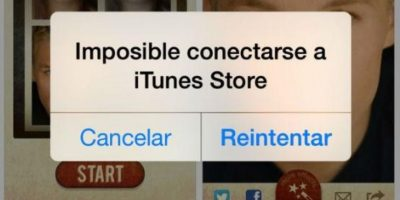 En iTunes no pueden adquirir música. Foto:Apple