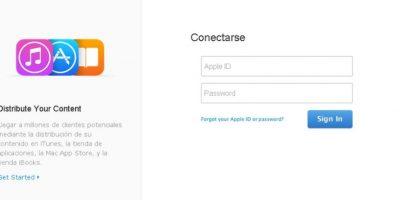 iCloud de igual forma ha sufrido problemas. Foto:Apple