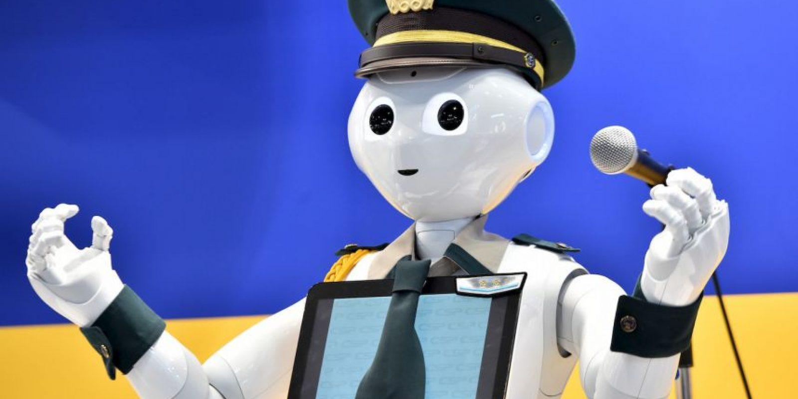 Japón es, y sigue siendo, el principal impulsor de estos robots Foto:AFP Photos