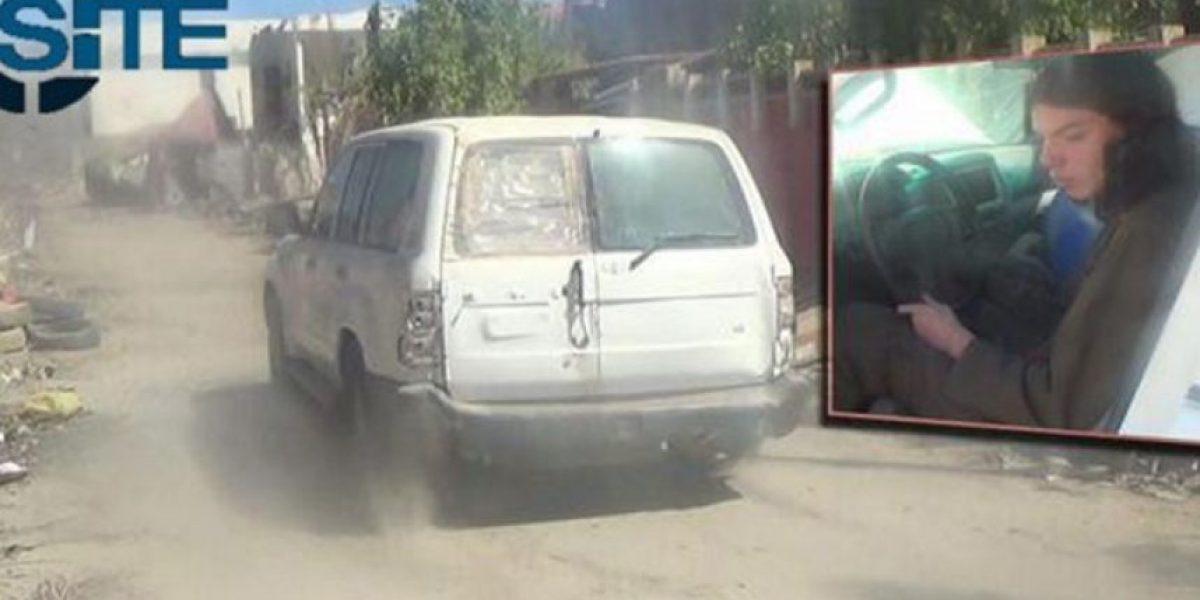 FOTOS: Adolescente extranjero muere en coche bomba de ISIS