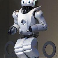 QRIO, el robot que baila. Foto:Getty Images