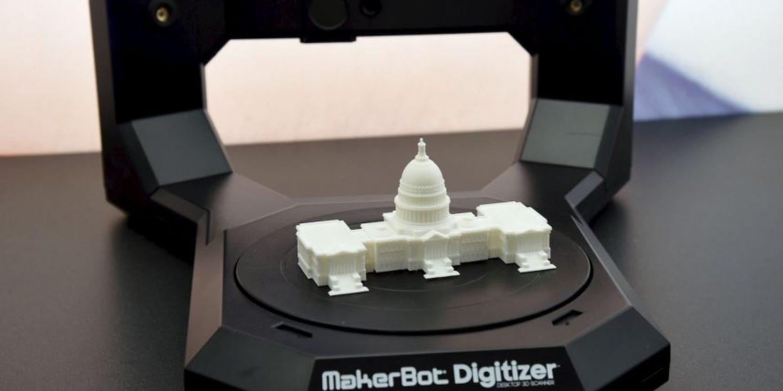 La impresión en 3D ha ayudado a la creación de diseños de futuros edificios Foto:Getty Images
