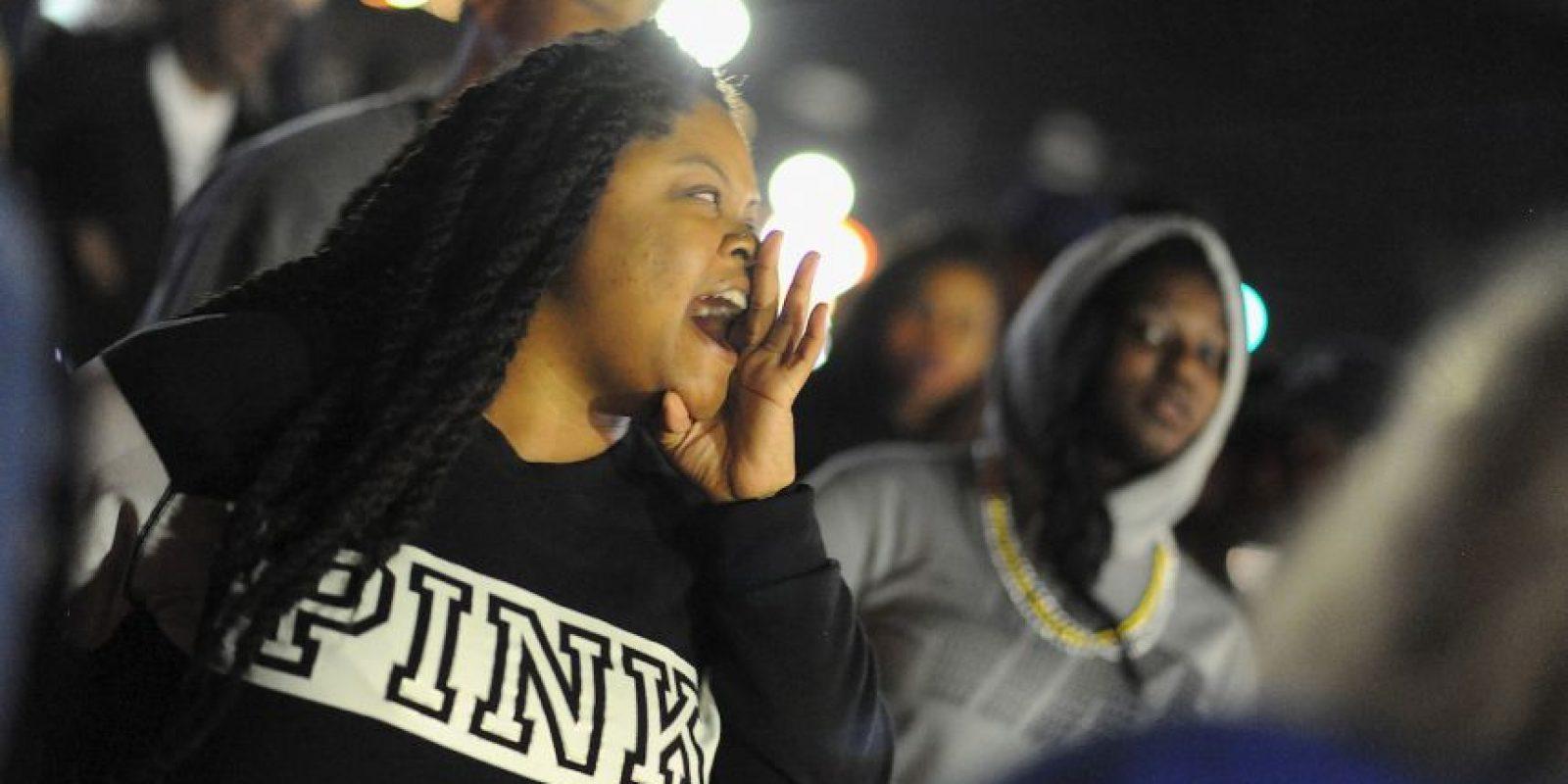 1. El informe del Departamento de Justicia se realizó tras los altercados que se vivieron a raíz de la muerte del joven afroamericano desarmado Michael Brown. Foto:Getty