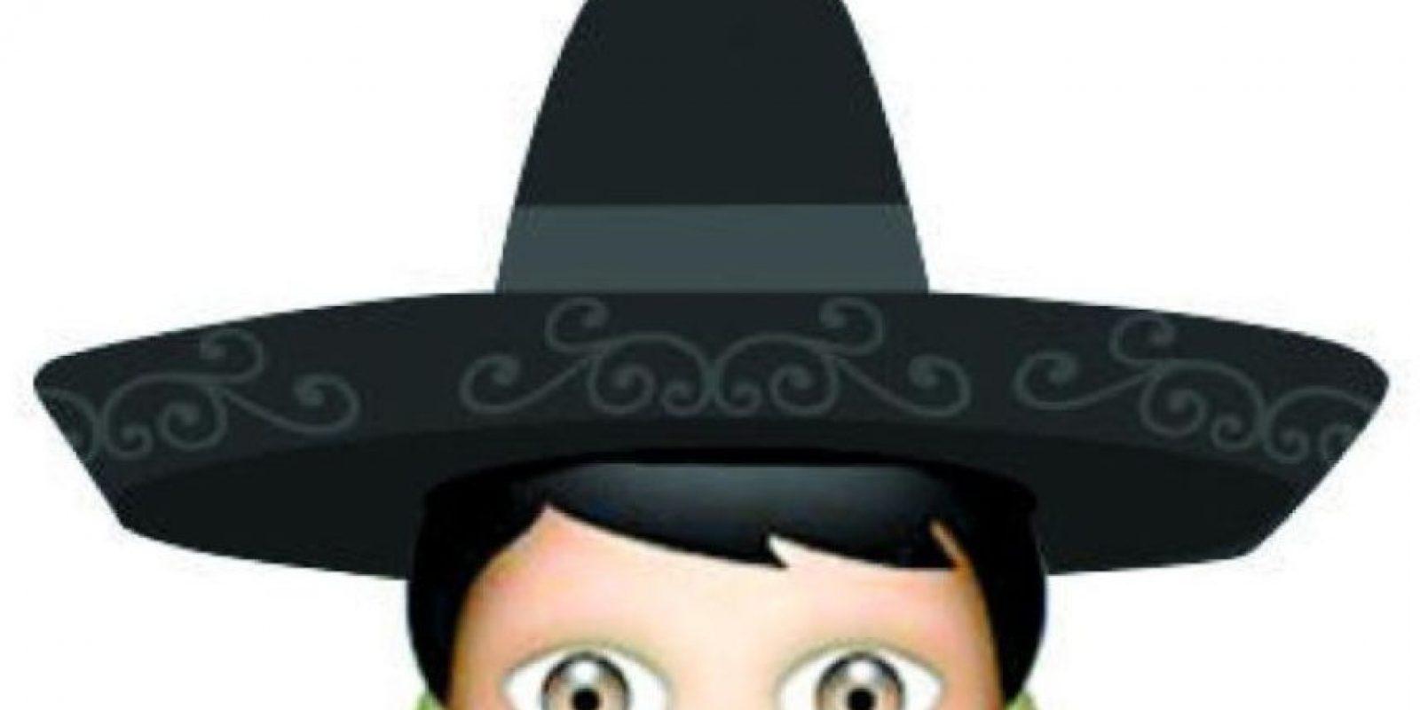 Emojide un mariachi mexicano. Foto:Twitter