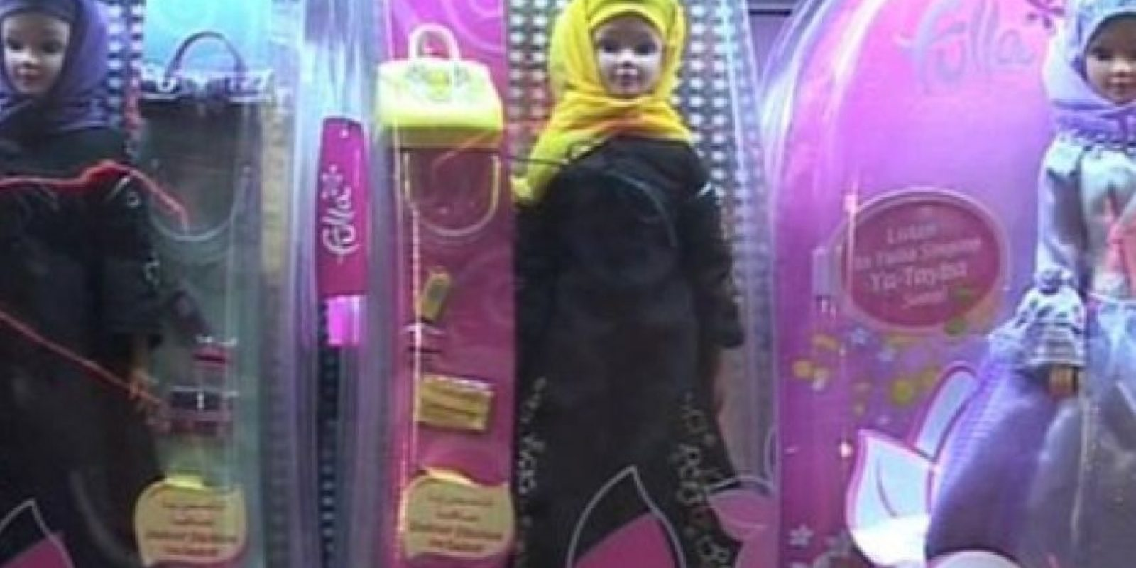 Fulla encarna los valores musulmanes, es sofisticada y tiene dos hermanas. También es culta y familiar. Se le llamó así por una flor de Medio Oriente. Foto:eBay