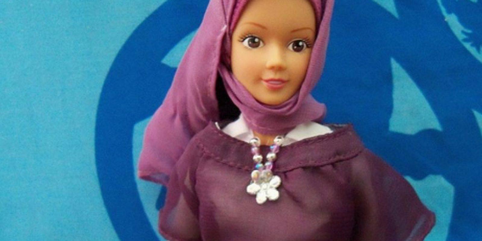 Fulla no tiene novio, ya que los musulmanes no creen en las relaciones fuera del matrimonio. Foto:MuslimToys