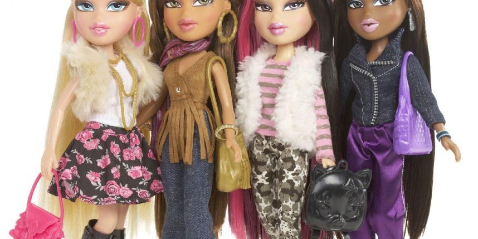 Han tenido varias colecciones a través del tiempo. Son las que más han tenido éxito frente a Barbie. Foto:MGAE