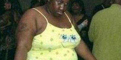 Este secreto fue revelado por la fat blogger Gabifresh en 2011, quien combina piezas de todo tipo para sus looks. Foto:Poorly Dressed