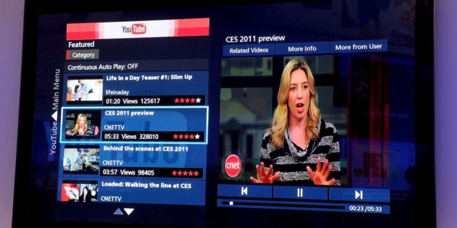 La plataforma suele utilizarse como sustento de nuevas propuestas audiovisuales, como canales de tv y contenido emergente. Foto:Getty Images