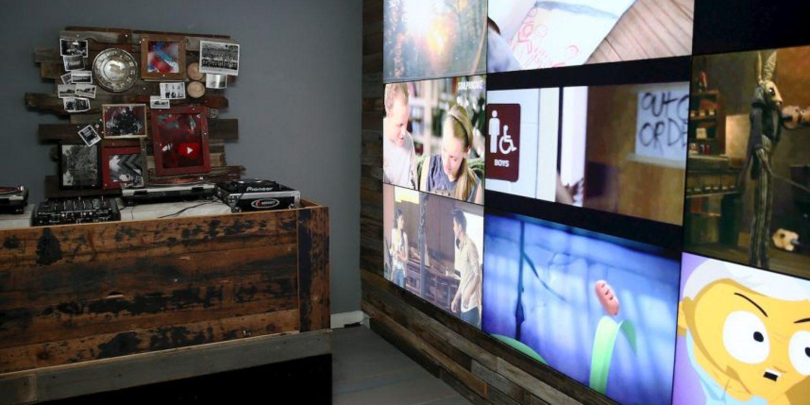 Las empresas y grupos dedicados a la industria audiovisual usan YouTube como un medio de distibución y acercamiento con su público. Foto:Getty Images