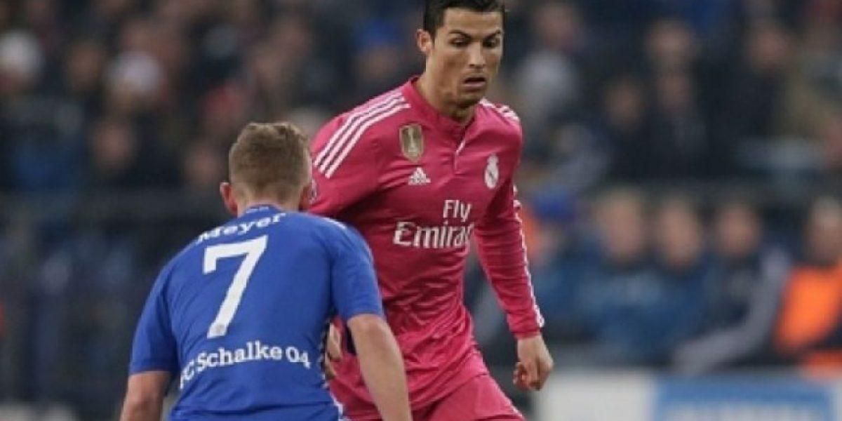Jugador se puso la ropa interior de Cristiano para enfrentarlo