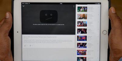 Los diseños de YouTube ofrecen una sencilles y funcionalidad que se agradece. Foto:Getty Images