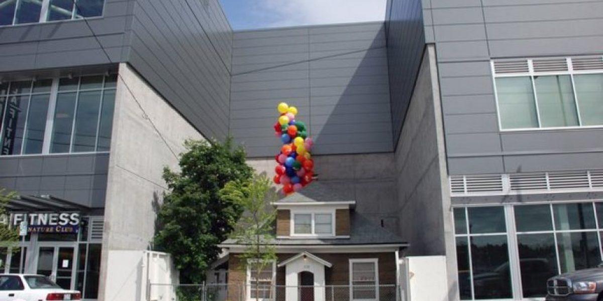 La casa que inspiró la película