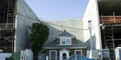 Así es como luce esta casa actualmente. Foto:Yelp