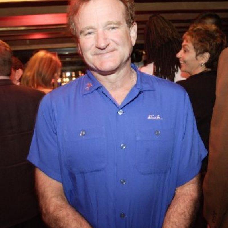 Robin Williams tenía nuevos proyectos por realizar Foto:Getty Images