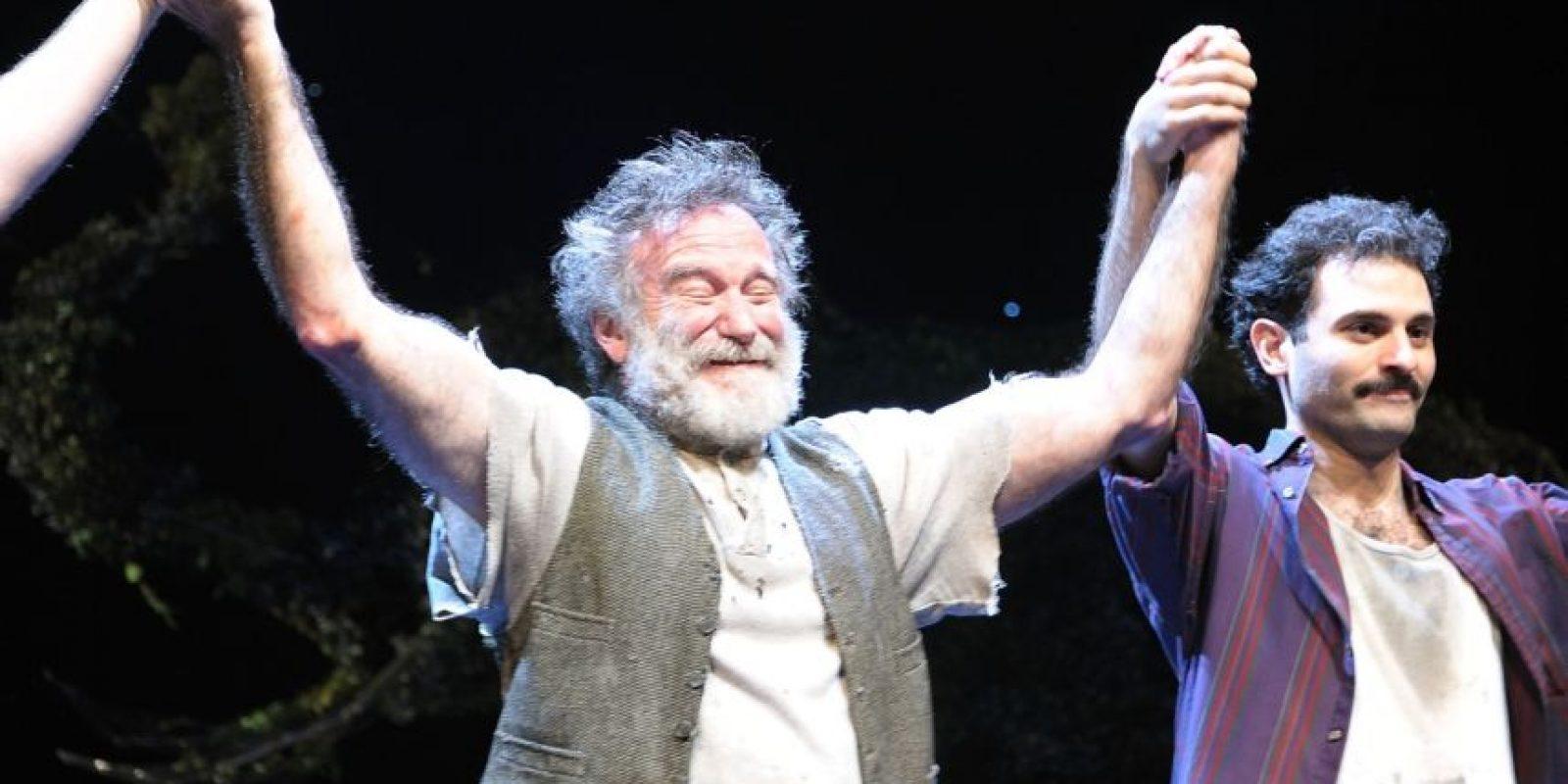 El actor pasaba por momentos de depresión Foto:Getty Images