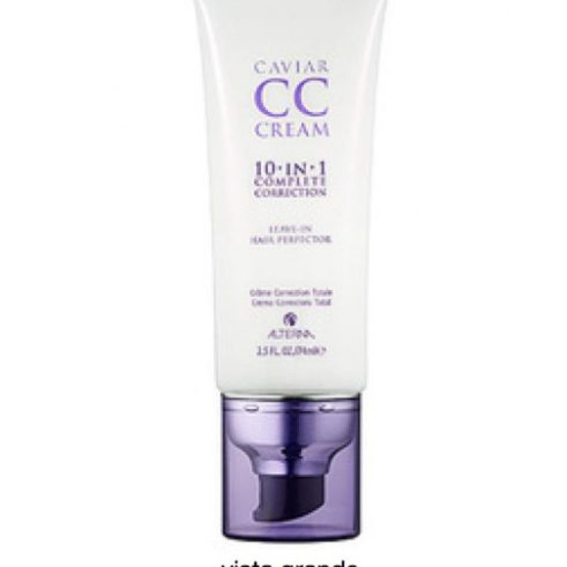 Usa CC Cream para unificar el tono de su piel. Esta es de 385 dólares en Sephora.
