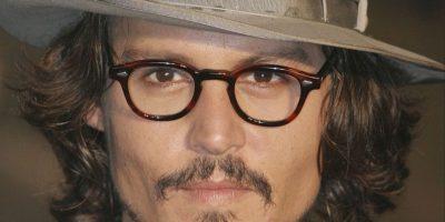 Así era Johnny Depp en sus buenas épocas. Foto:Getty Images