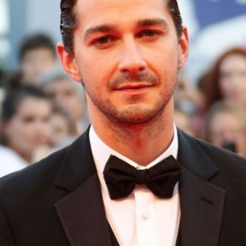 Shia Labeouf, en 2011. Foto: Getty Images