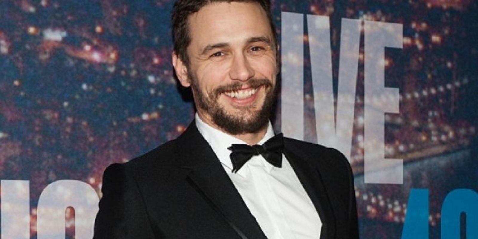 Pero el actor quiso hacer otras cosas con su apariencia. Foto:Getty Images
