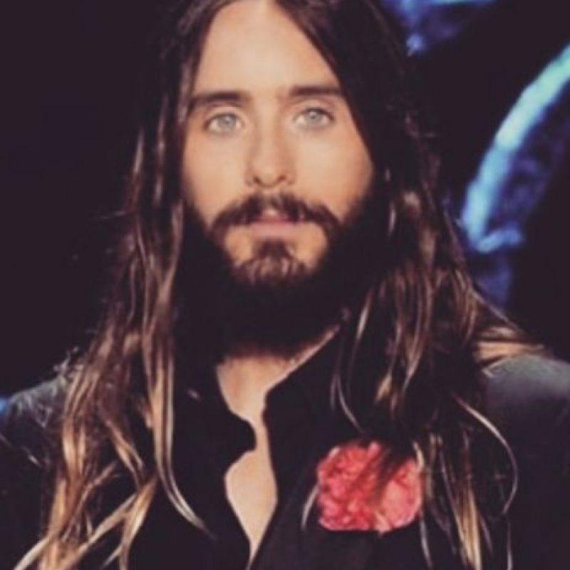 Jared Leto era el Jesús perfecto y la adoración de muchos. Foto:Instagram/Jared Leto