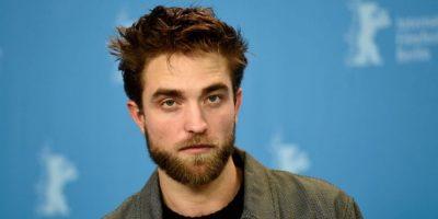 Robert Pattinson solía arrancar gritos y frenesí por donde quiera que pasaba. Foto:Getty Images