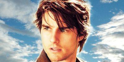 "Tom Cruise lucía así en ""Vanilla Sky"" Foto:Paramount"