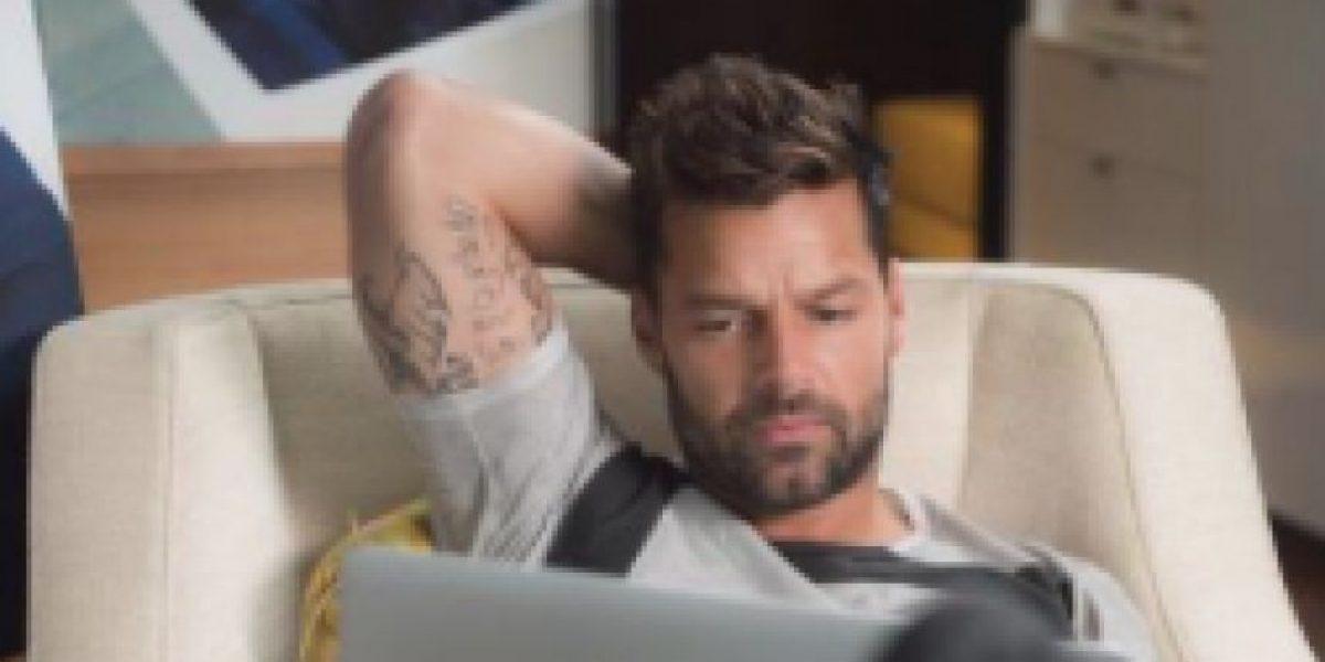 Ricky Martin revela cómo debe ser su hombre ideal