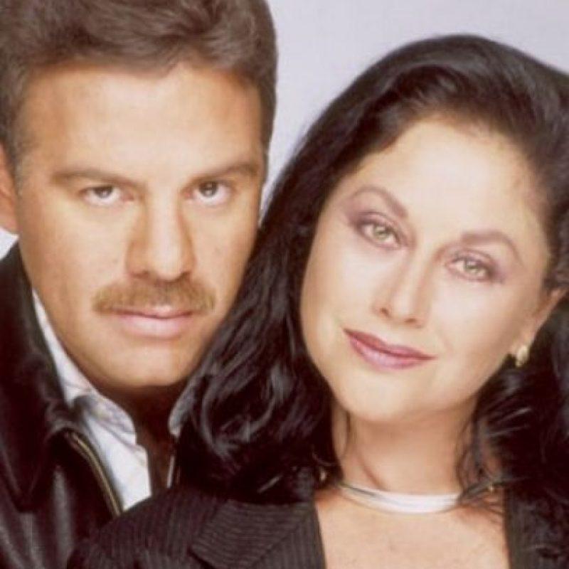"""En 1989 participó en su primera telenovela llamada """"Dos Vidas"""" Foto:TvAzteca"""