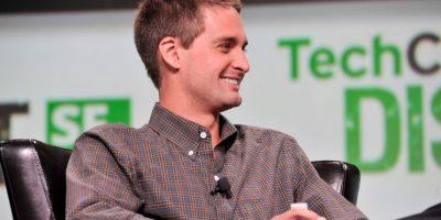 Este hombre no sólo rechazó 3 mil millones de dólares de Facebook, sino que rechazó tres veces la propuesta de esta empresa. Foto:Getty Images