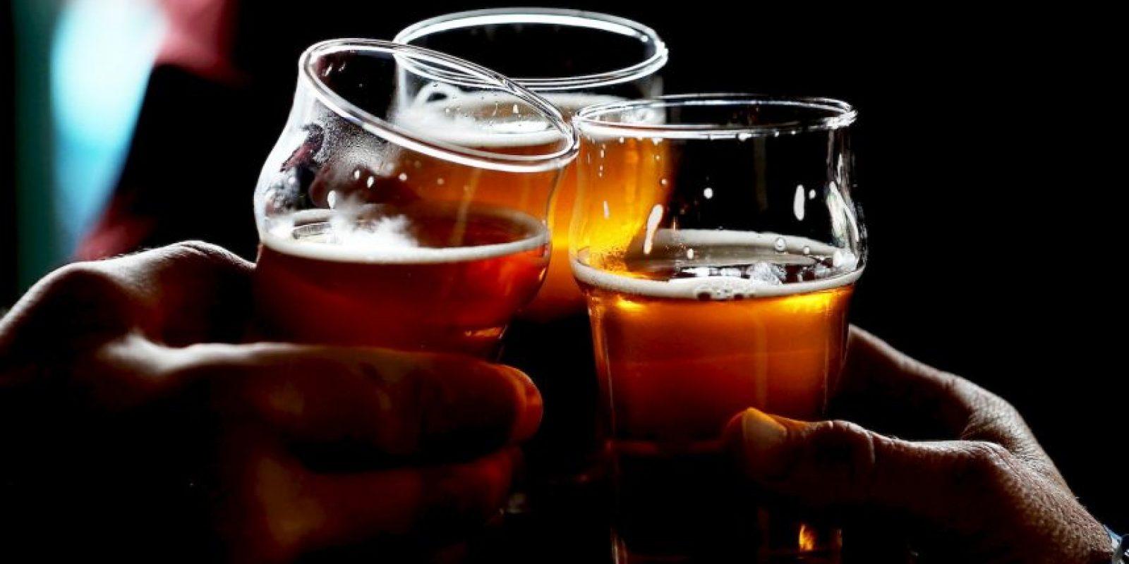 5. El producto no se puede oler. Según la web de Palcohol, sería muy doloroso. Foto:Getty
