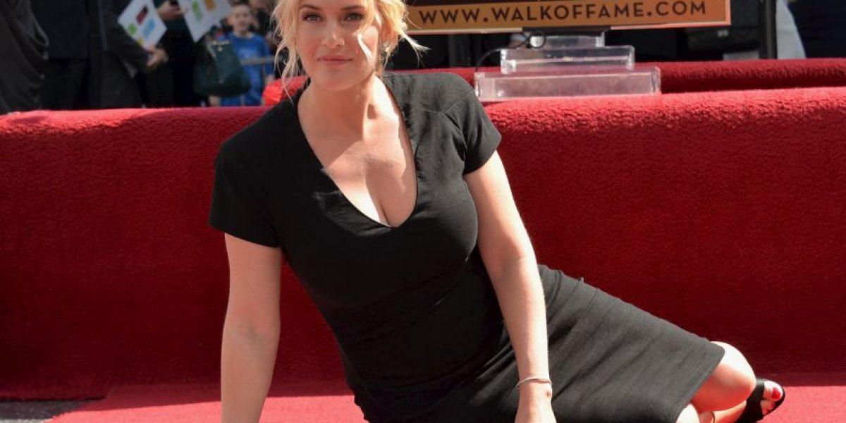OMG! Kate Winslet no deja que sus hijos vean
