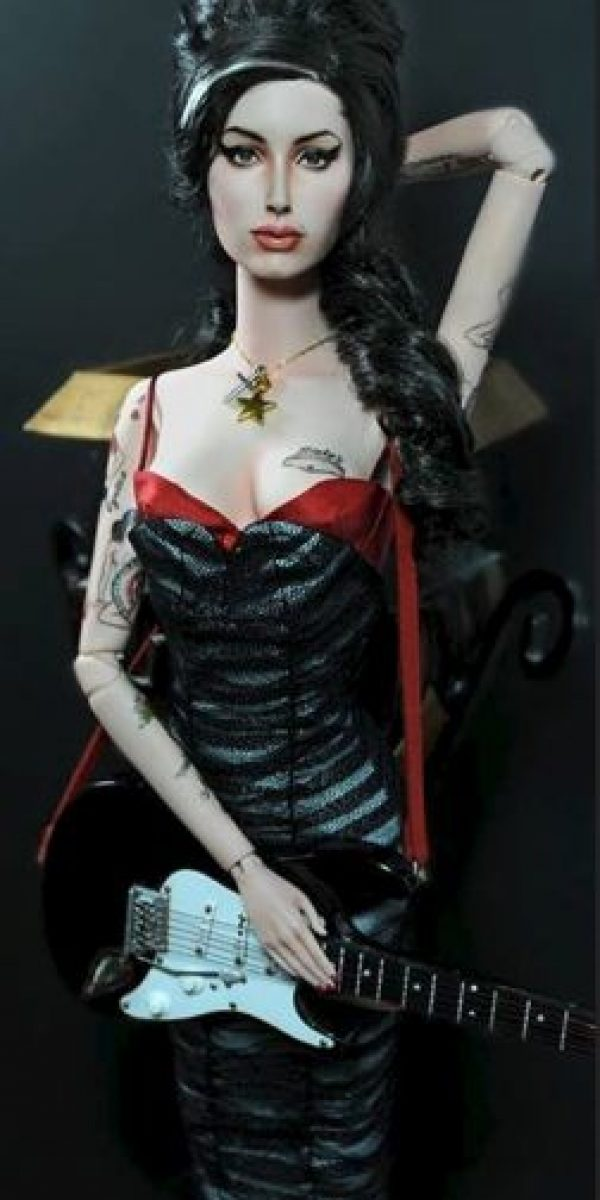 Amy Winehouse Foto:pinterest.com