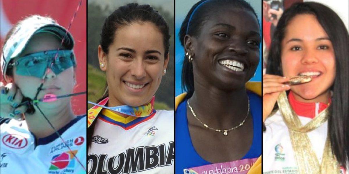 TOP 10: Las colombianas entre las mejores de América