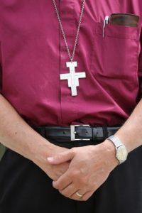 3. El cura que vio a Dios y dijo que era mujer Foto:Getty Images