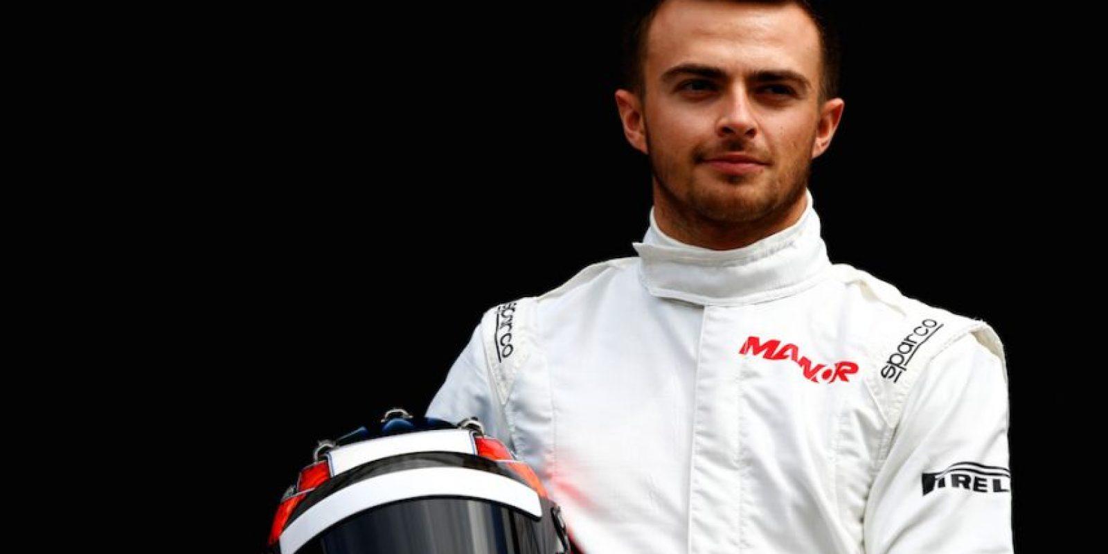 Will Stevens, piloto británico de 23 años de edad. Foto:Getty Images